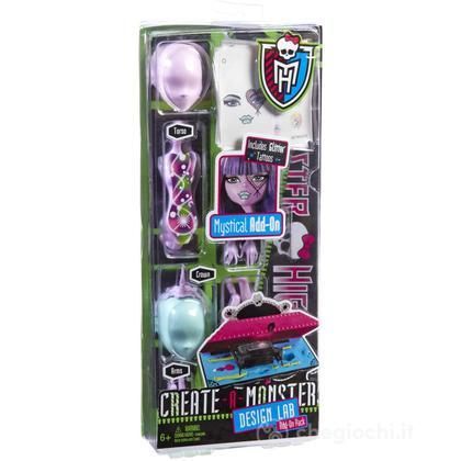 Bambole Monster High crea il tuo mostriciattolo ass.to (X3730)