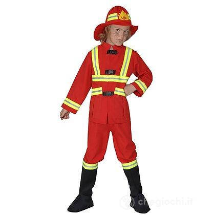 Costume 7 Anni 5 Pompiere Widmann 3RAc54jLq