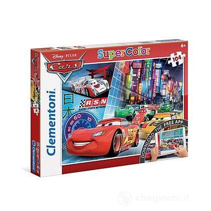 Cars Puzzle104 Pezzi con APP (20706)