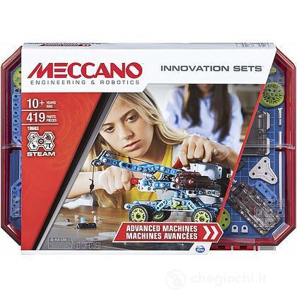 Meccano Inventor Advanced Creazioni in Movimento (6052622)