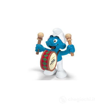 Puffo con tamburo (20707)