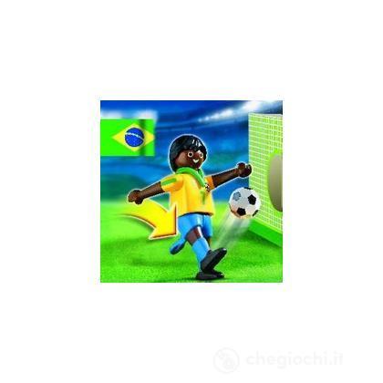 Giocatori di calcio Brasile (4707)