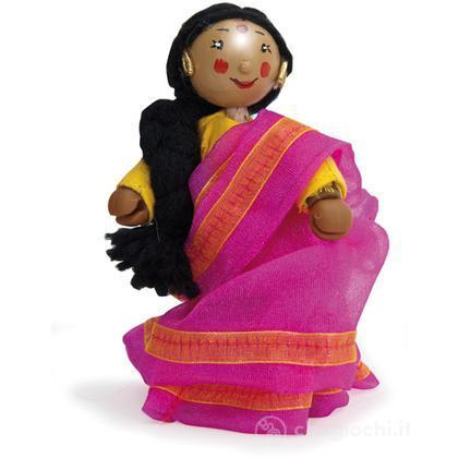 Danzatrice indiana Jasmine (BK709)