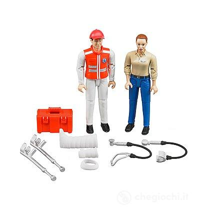 Personaggi Set Ambulanza (2710)