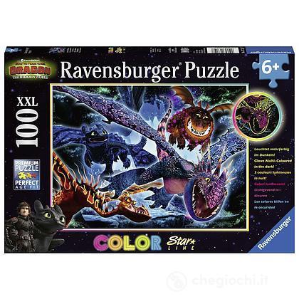 Dragon Trainer - Il mondo nascosto. Puzzle Luminoso (13710)