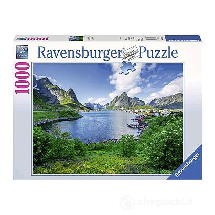 Sguardo sulle Lofoten, Norvegia 1000 pezzi (19711)