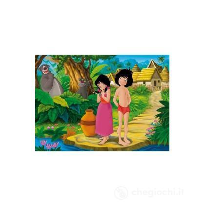 Puzzle 104 pezzi Il libro della giungla