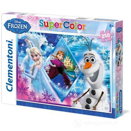 Puzzle Super Color 250 pezzi Frozen (29711)