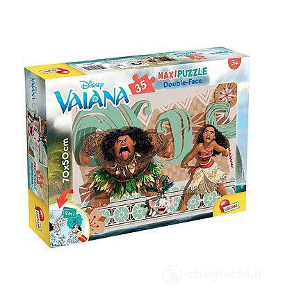 Puzzle double-face Supermaxi 35 Vaiana (57115)