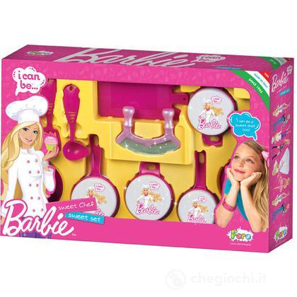 Set tegami Barbie con mezzaluna (2713)