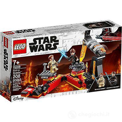 Duello su Mustafar - Lego Star Wars (75269)