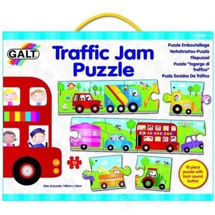 Puzzle Del Traffico (3604465)