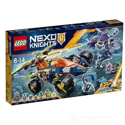 Scalarocce di Aaron - Lego Nexo Knights (70355)