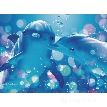 Lassen Kissing Dolphins 1000 pezzi
