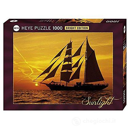Puzzle 1000 Pezzi - Navigazione Soleggiata