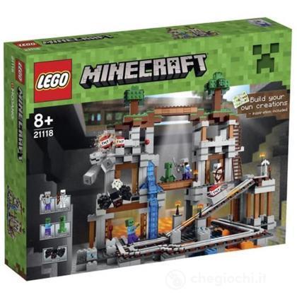 La miniera - Lego Minecraft (21118)
