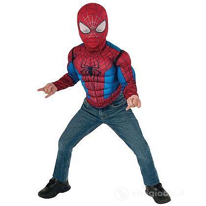 Set Maglia e Maschera Spider-Man taglia S (31531)