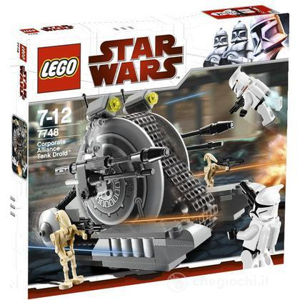 LEGO Star Wars - Corporate alliance tank droid (7748)