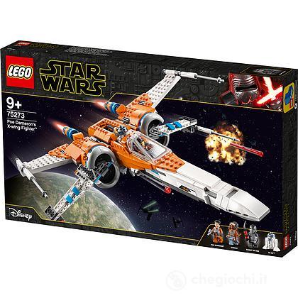 X-wing Fighter di Poe Dameron - Lego Star Wars (75273)
