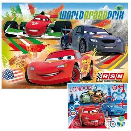Puzzle 2x20 pz - Cars 2 (24719)