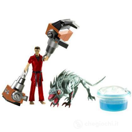 Generator Rex -  Il branco di Evo all'attacco: Smackhands (V0660)
