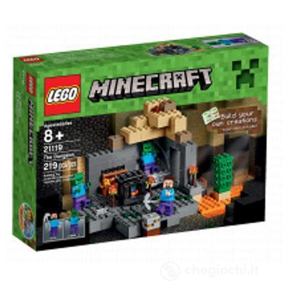 La prigione - Lego Minecraft (21119)