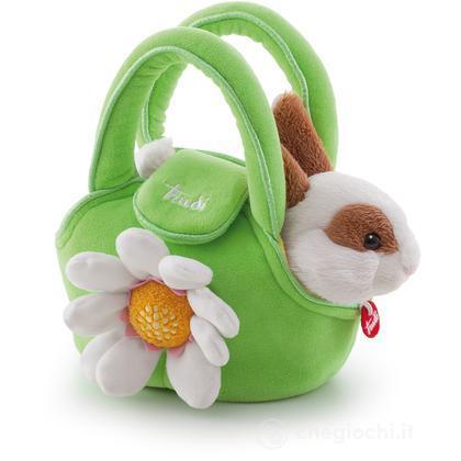 Coniglietto nella borsetta (29720)
