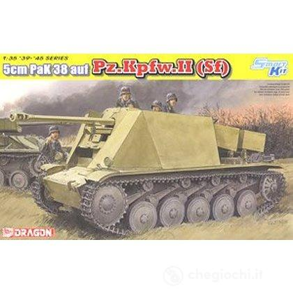 Carro Armato 5CM PAK 38 AUF FGST. PZ. KPFW. II (SF) 1/35 (DR6721)