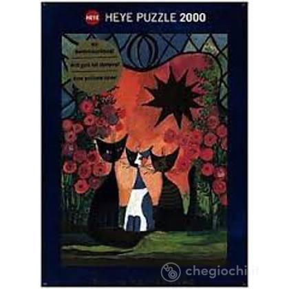 Puzzle 2000 Pezzi - Rose