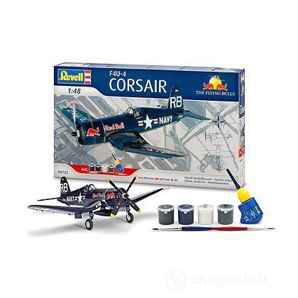 """F4U-4 Corsair """"Flying Bulls"""" incl. Accessories"""