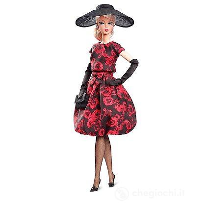 Barbie Collector Elegant Rose Cocktail Dress (FJH77)