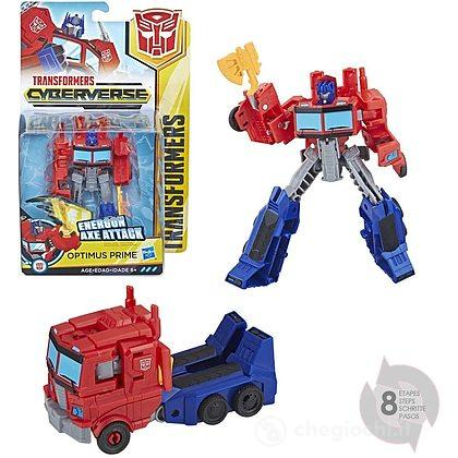 Optimus Prime Transformers Action Attacker Warrior