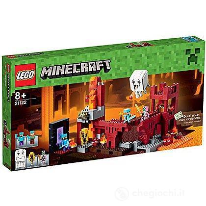 La Fortezza Nether - Lego Minecraft (21122)