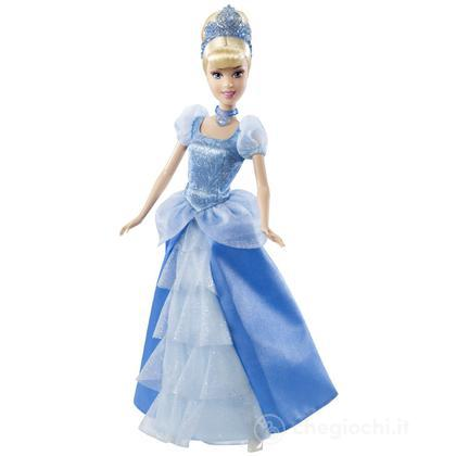 Principesse Disney scintillanti - Cenerentola (T7201)