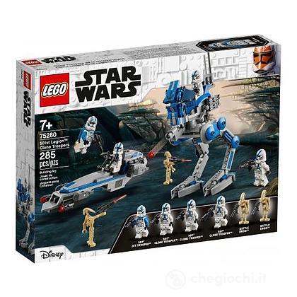 Clone Trooper della Legione 501 - Lego Star Wars (75280)