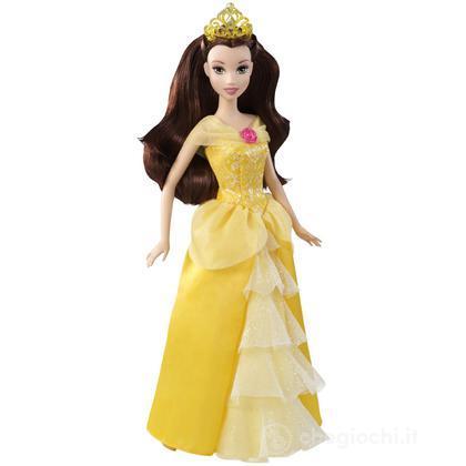 Principesse Disney scintillanti - Belle (T7202)