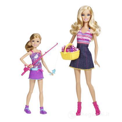 Barbie e le sue sorelline - Pronte per la pesca! (V4396)