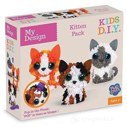 My design Gattini 3D Set (77259)