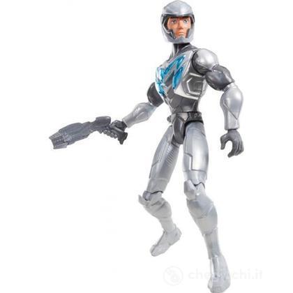 Max Steel Attacco a Terra - Max Steel personaggi base (BHF25)