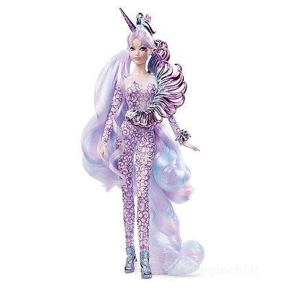 Unicorn Barbie. Barbie Collector Gold Label (FJH82)