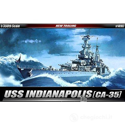 Nave U.S.S. Indianapolis (AC14107)