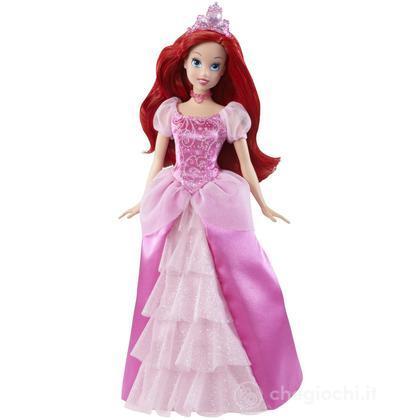 Principesse Disney scintillanti - Ariel (T7204)