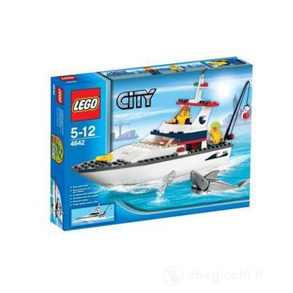 LEGO City - Nave da pesca (4642)