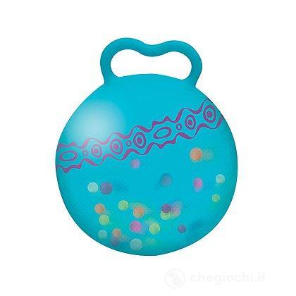 Hop N' Glow - Pallone Salto Luminoso Blu (BX1511Z)