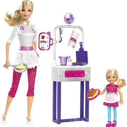 Barbie I Can Be...Chef della Colazione (X0099)