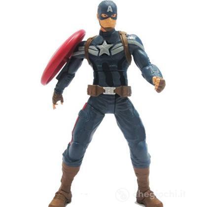Capitan America Action Figure Elettronica (A6300E27)