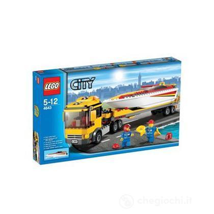 LEGO City - Transporter di motoscafi (4643)