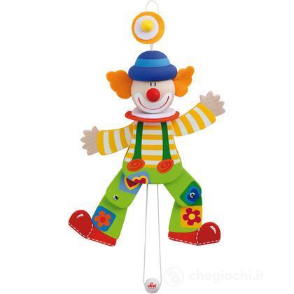 Burattino Clown Bretella