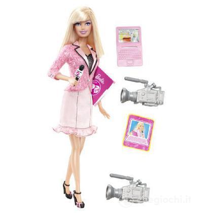 Barbie giornalista (T2692)