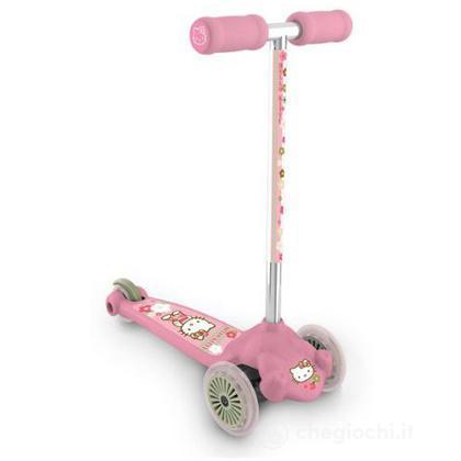 Monopattino con ruote girevoli Hello Kitty (18730)